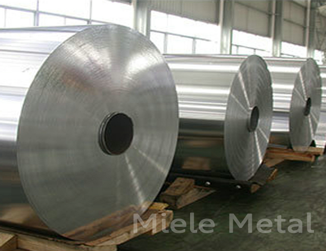 Thermal insulation material Aluminium foil Roll