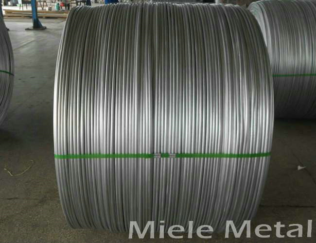1350-O treatment aluminum wire rod