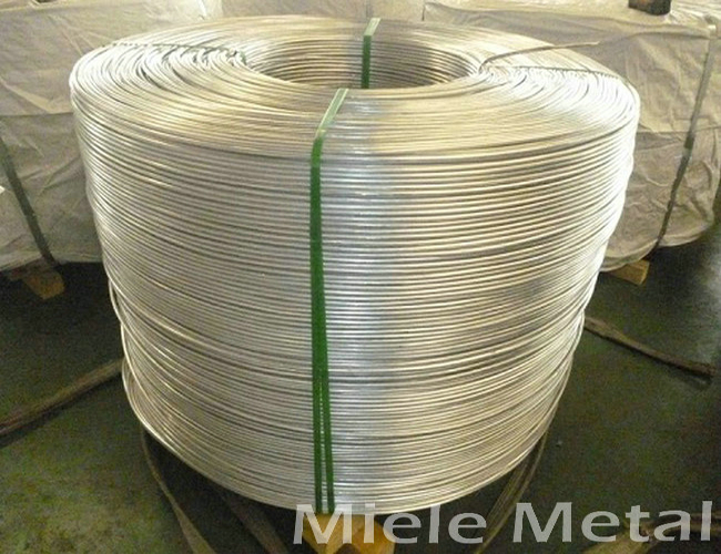 Aluminum welding wire and rod