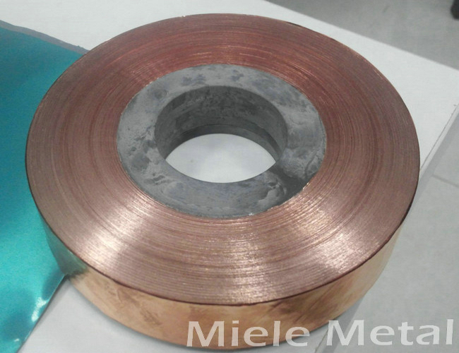 0.2mm thickness C1100 copper coil