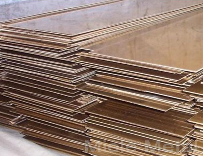 C5102 phosphor bronze sheet