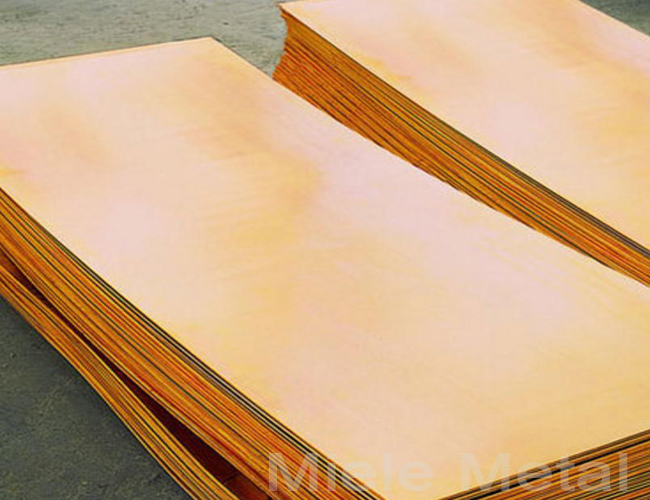 CDA 14000 series copper sheet