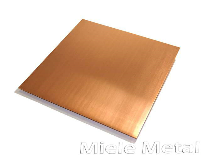 C17300 1.5mm copper sheet