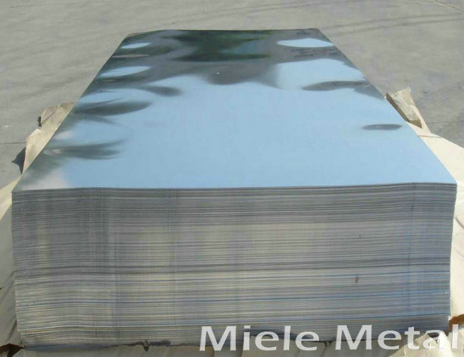 Martensitic stainless steel thickness