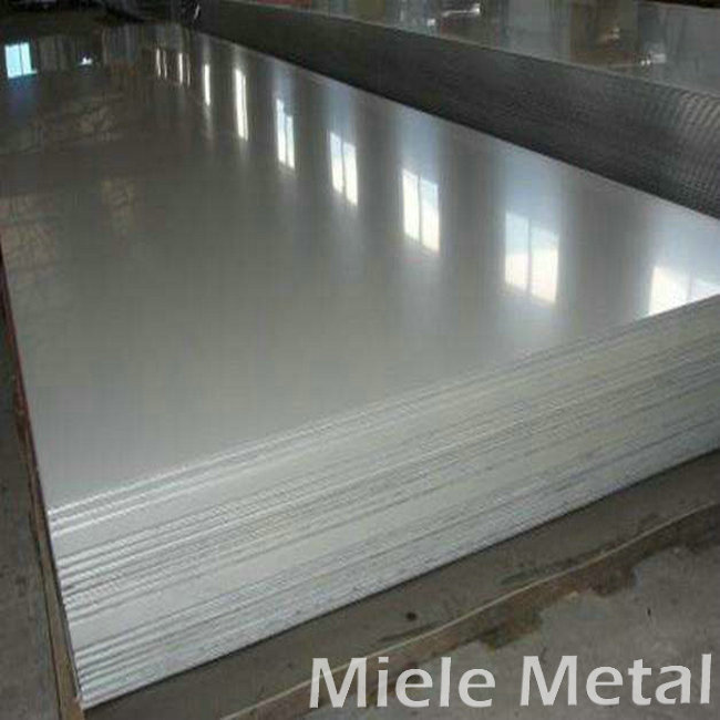316L stainless steel plate production of 770 million tons