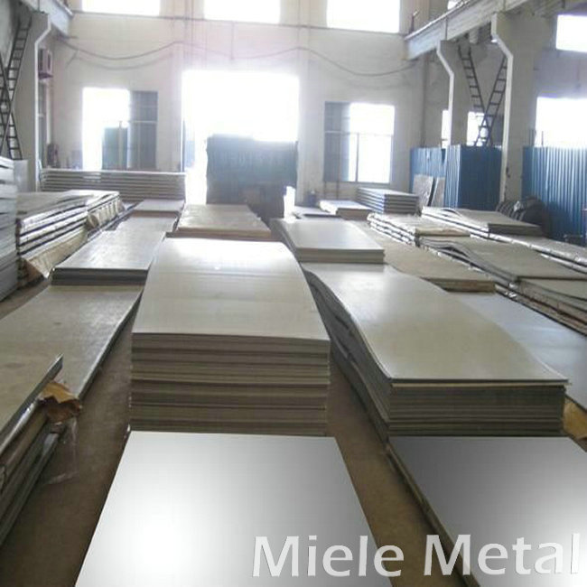 Various types of stainless steel