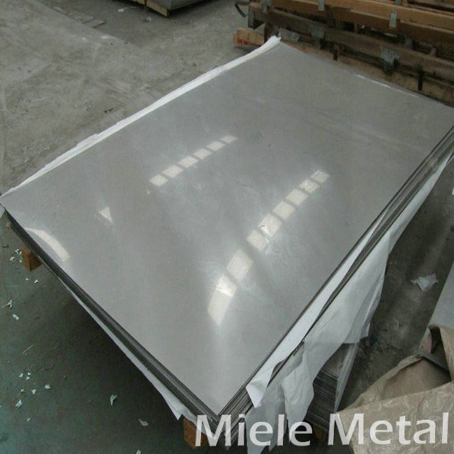 Stainless steel can be used as panel