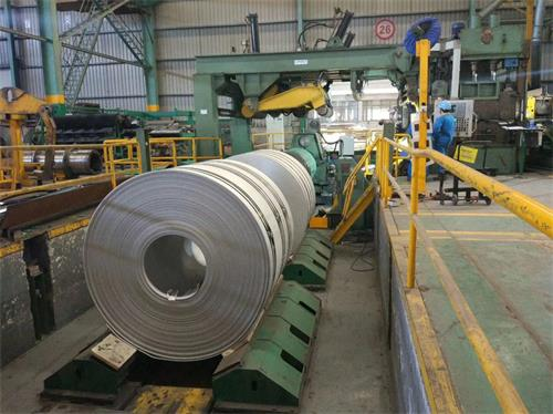 Petroleum and Petrochemical Stainless Steel Coil